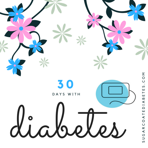 30 days with diabetes
